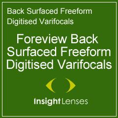 Foreview Digitised Freeform Progressive