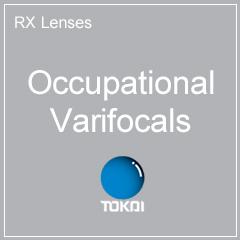 Occupational Varifocals