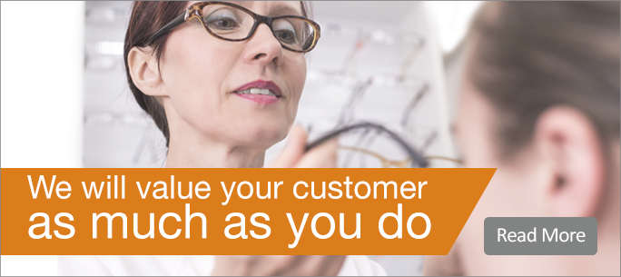 We will value your customer